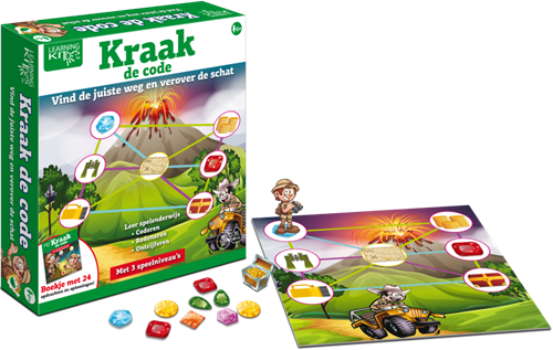 Learning Kitds - Kraak de Code