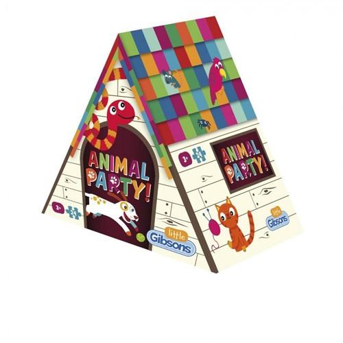 Animal Party Puzzel (24 stukjes)