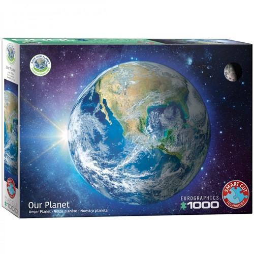 Save the Planet! Our Planet Puzzel (1000 stukjes)