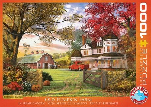 Old Pumpkin Farm - Dominic Davison Puzzel (1000 stukjes)
