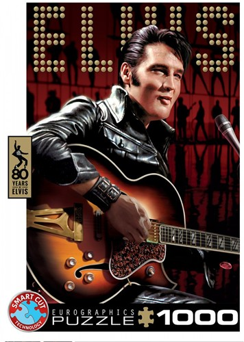 Elvis Presley Comeback Special Puzzel (1000 stukjes)