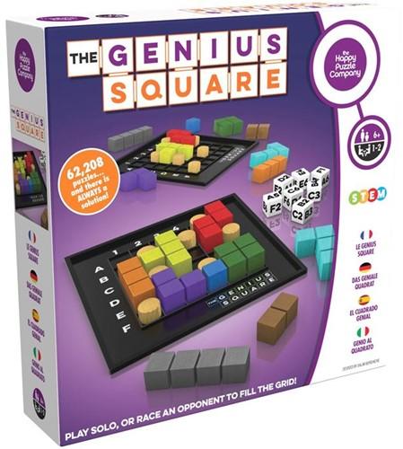 The Genius Square (doos ingedeukt)