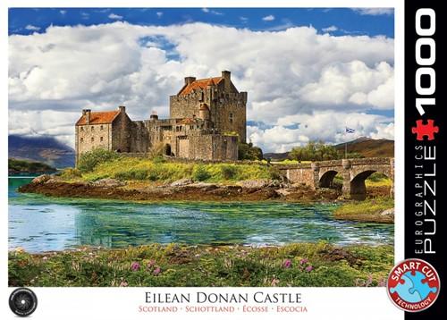 Eilean Donan Castle - Scotland Puzzel (1000 stukjes)