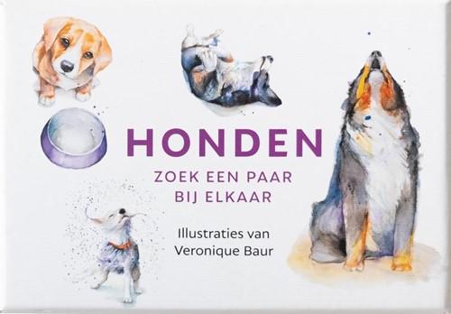 Honden - Memospel