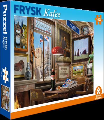 Frysk Kafee Puzzel (1000 stukjes)
