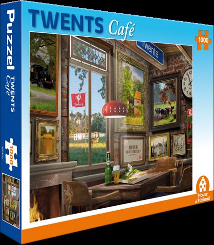 Twents Café Puzzel (1000 stukjes)