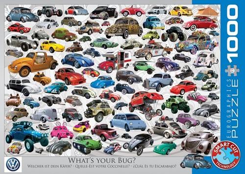 What's your Bug? Puzzel (1000 stukjes)