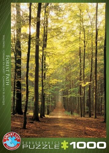 Forest Path Puzzel (1000 stukjes)