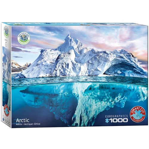 Save the Planet! Arctic Puzzel (1000 stukjes)