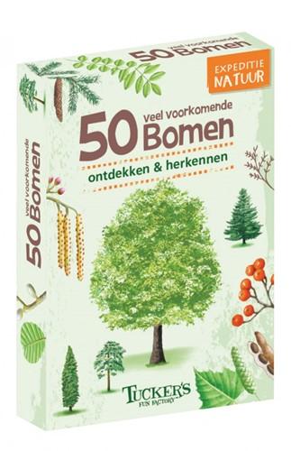 Expeditie Natuur 50 Bomen