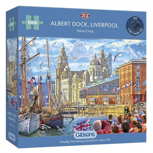 Albert Dock, Liverpool Puzzel (1000 stukjes)