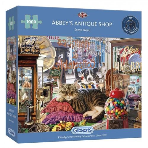 Abbey's Antique Shop Puzzel (1000 stukjes)