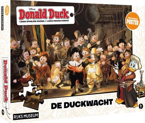 Donald Duck Special - De Duckwacht Puzzel (1000 stukjes)