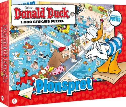 Donald Duck 5 - Plonspret Puzzel (1000 stukjes)