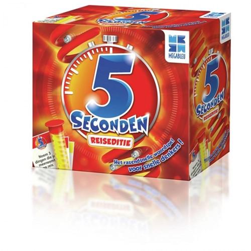 5 Seconden Reisspel
