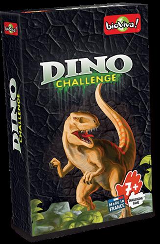 Dino Challenge - Zwart