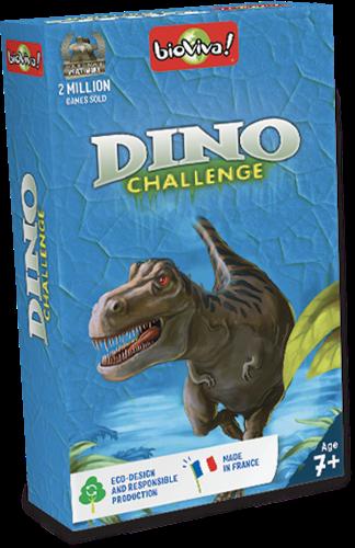 Dino Challenge - Blauw