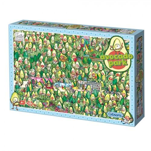 Kids Avocado Park Puzzel (250 XL)