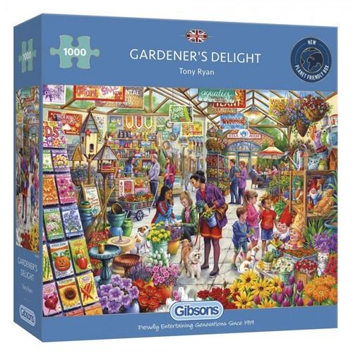 Gardener's Delight Puzzel (1000 stukjes)