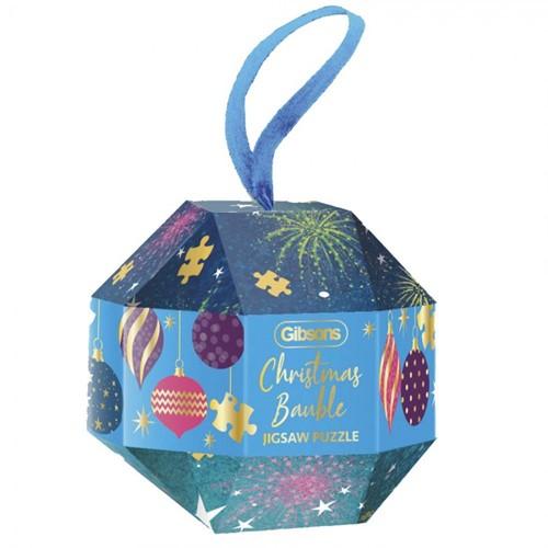 Christmas Bauble Puzzel (200 stukjes)