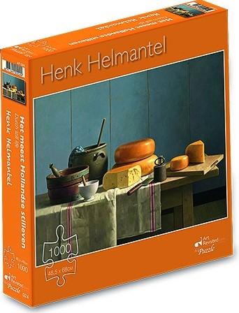 Henk Helmantel - Het Meest Hollandse Stilleven Puzzel (1000 stukjes)