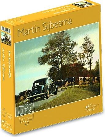 Martin Sijbesma - De Slachtedijk Puzzel (1000 stukjes)