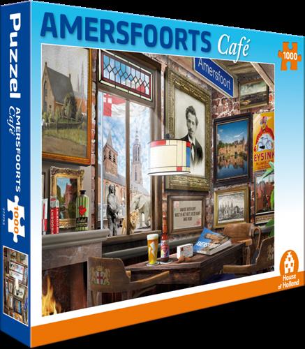 Amersfoorts Café Puzzel (1000 stukjes)