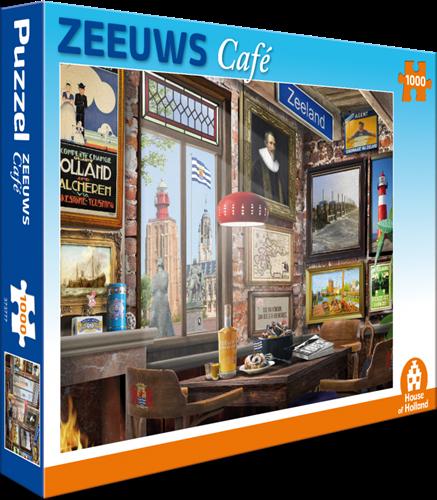 Zeeuws Café Puzzel (1000 stukjes)