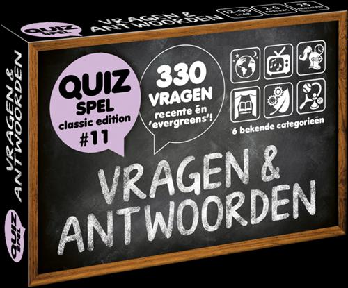 Vragen & Antwoorden - Classic Edition #11