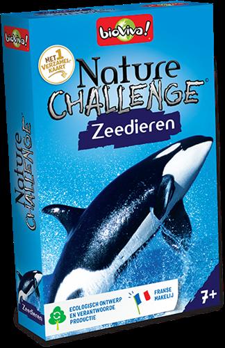 Nature Challenge - Zeedieren