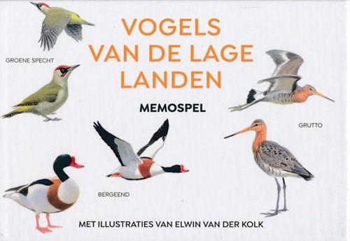 Vogels van de Lage Landen - Memospel