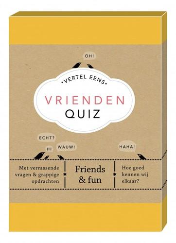 Elma van Vliet - Vrienden Quiz