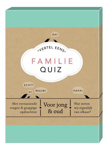 Elma van Vliet - Familie Quiz