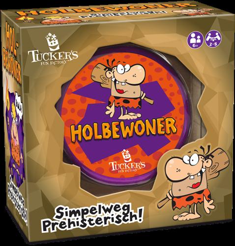 Holbewoner - Kaartspel