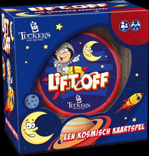 Lift Off - Kaartspel