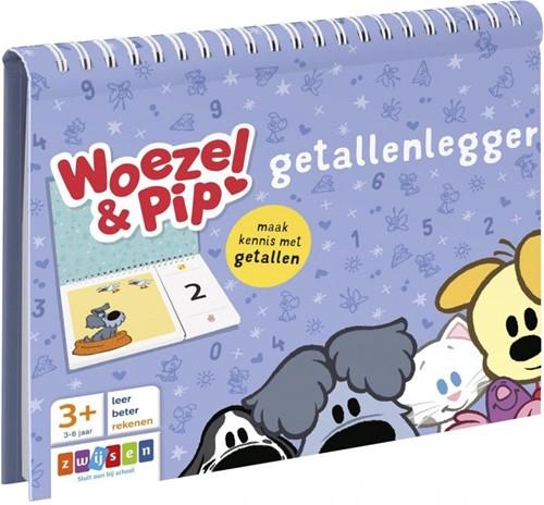 Woezel & Pip - Getallenlegger