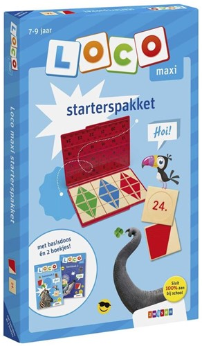 Loco Maxi - Starterspakket