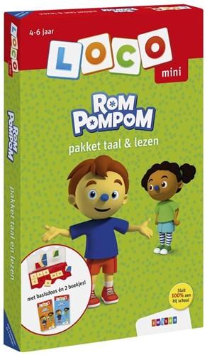 Loco Mini - Rompompom Pakket Taal & Lezen
