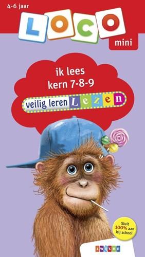 Loco Mini - Veilig Leren Lezen - Ik Lees Kern 7-9