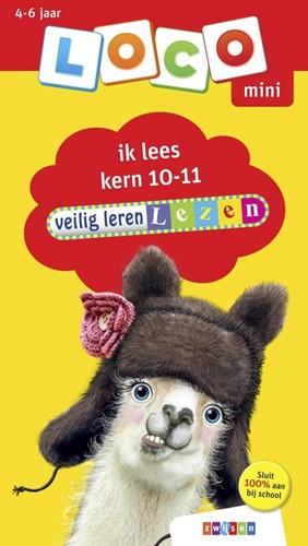 Loco Mini - Veilig Leren Lezen - Ik Lees Kern 10-11