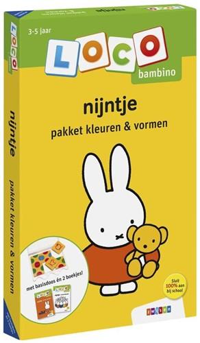 Loco Bambino - Nijntje Pakket Kleuren & Vormen