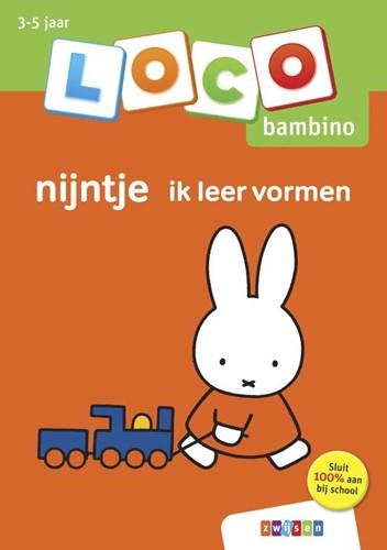 Loco Bambino - Nijntje Ik Leer Vormen