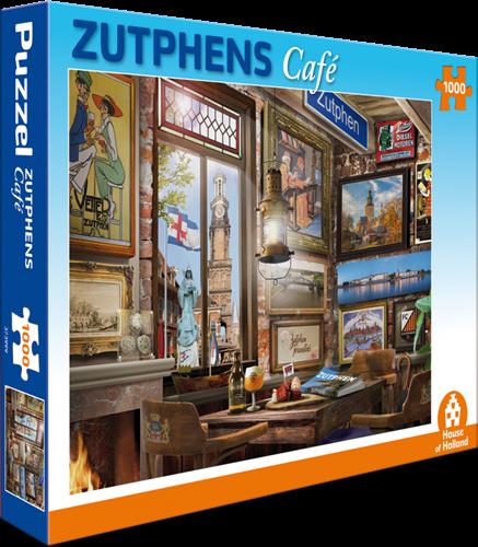 Zutphens Café Puzzel (1000 stukjes)