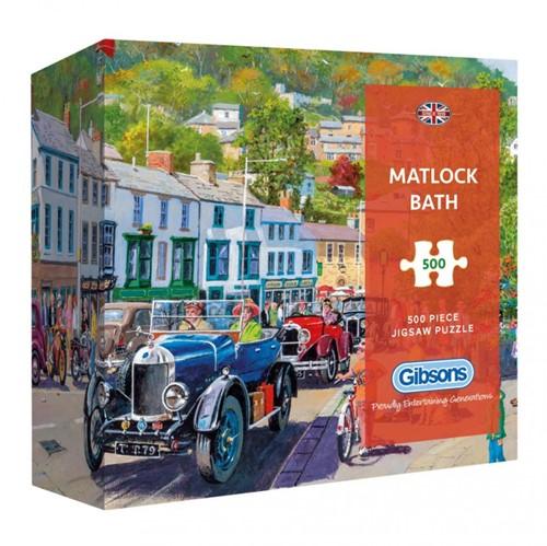 Matlock Bath - Gift Box Puzzel (500 stukjes)