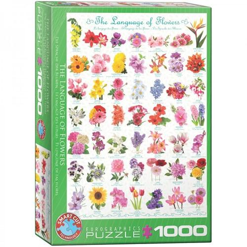 The Language of Flowers Puzzel (1000 stukjes)