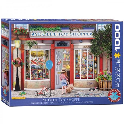 Ye Old Toy Shoppe - Paul Norm Puzzel (1000 stukjes)