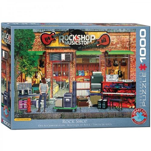 Rock Shop Puzzel (1000 stukjes)