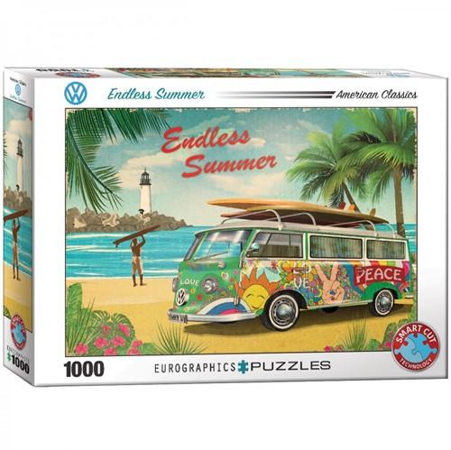 VW Endless Summer Puzzel (1000 stukjes)