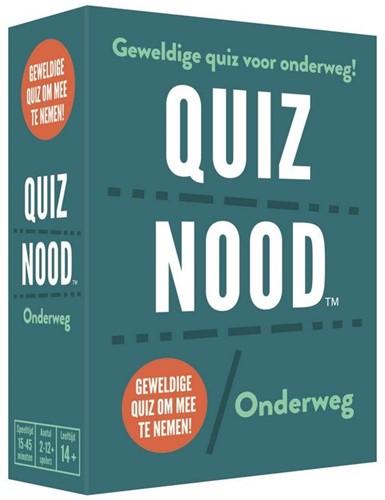 Quiz Nood - Onderweg