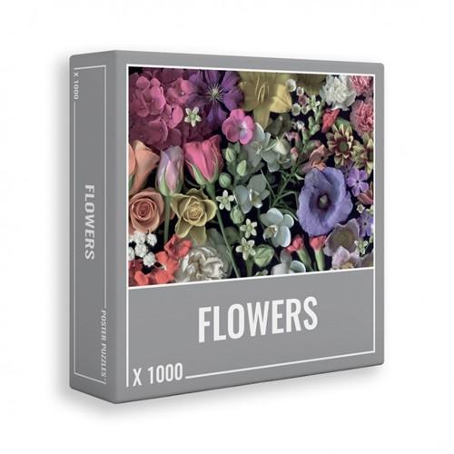 Flowers Puzzel (1000 stukjes)